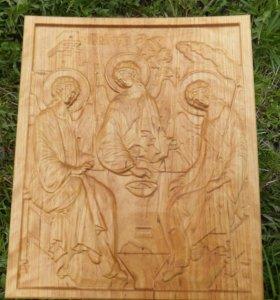 Декор, объемные картины из дерева
