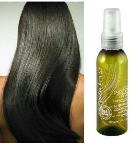 Органический спрей-кондиционер для волос