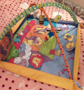 Развивающий коврик Tiny Love сафари