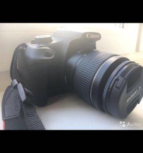 Canon 1200D kit 18-55mm