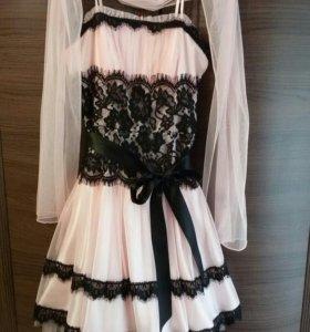 Коктейльное платье.