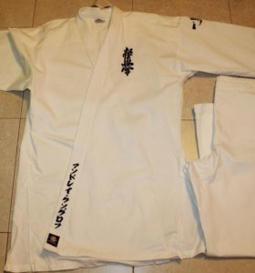 Кимоно для каратэ новое