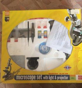 Набор микроскопа