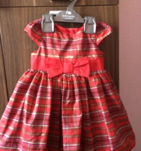 Платье нарядное мазекери