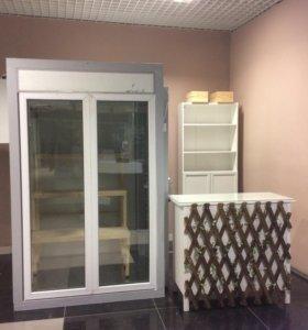 Холодильная камера (витрина) с моноблоком Палаир
