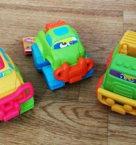 Машинка-игрушка Mini Monster Wheel новая
