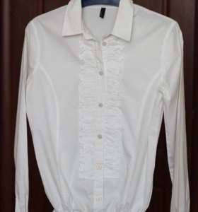 Рубашка блузка  боди Benetton