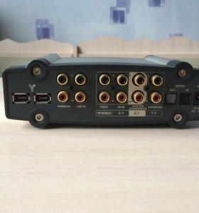 Terratec Sound System Aureon 7.1 FireWire