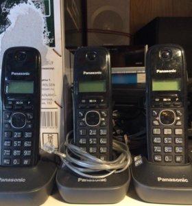 Dect телефоны  KX-TG1611RU