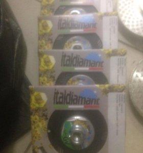 Мрамор Гранит алмазные диски