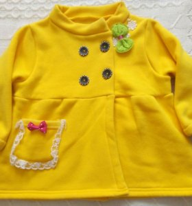 Кофта-пальто 86-92 размера