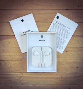 Apple EarPods наушники - гарнитура для iPhone
