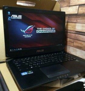 Отличный игровой ноутбук ASUS ROG
