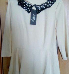 Блуза новая р.48