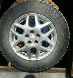 Колеса Cordiant 205/65 R15