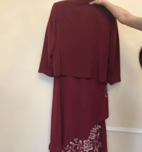 Платье с пиджаком , состояние идеальное👌