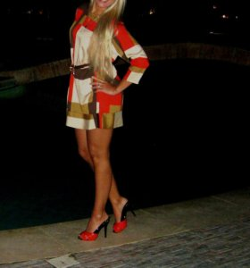 Красивое платье(Paolo Casalini)