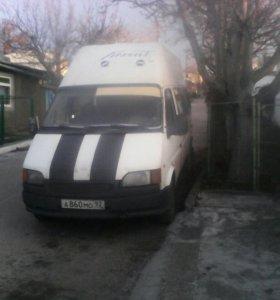 Форд транзит (белый, 16 мест)