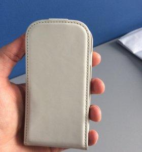 Флип-кейс для Samsung Galaxy S3 mini