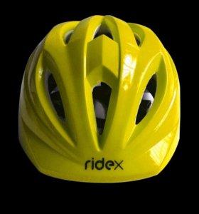 Защитный шлем Ridex Arrow детский, жёлтый