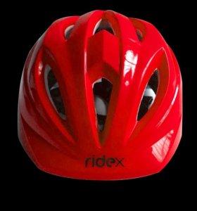 Защитный шлем Ridex Arrow, красный, детский