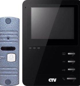 CTV-DP1400 Комплект цветного видеодомофона