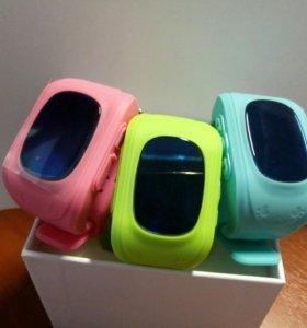 Продам детские GPS часы Q50 оригинал
