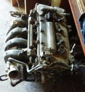 Двигатель тойота королла 1.6