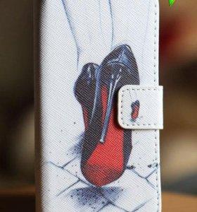 Книжка-чехол на iPhone 5/5S
