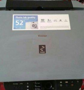 Принтер ксерокс сканер 3 в 1 Canon