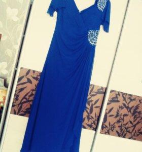 Вечернее платье,размер 50