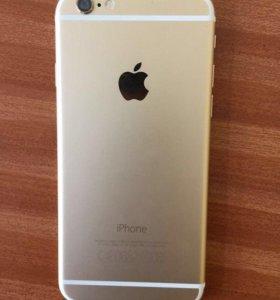 IPhone 6 Gold 64Gb Ростест