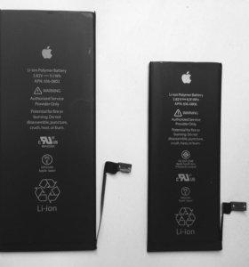 Аккумулятор на iPhone