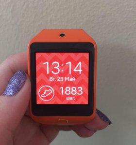 Умные часы Samsung gear 2 neo
