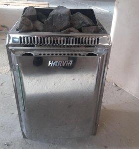 Электрическая печь Harvia для сауны