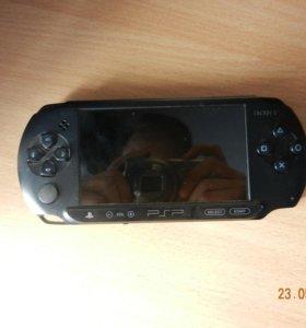 Игровая консоль PlayStation Portable Sony E1008 Bl