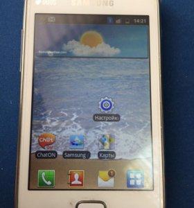 "Телефон ""Самсунг"" Galaxy Ace GT-S6802"