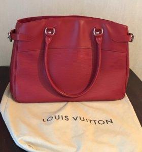 Сумка Louis Vuitton и органайзер. Оригинальное.