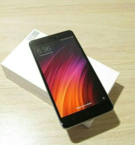 Xiaomi redmi note 4x новые 3/32гб