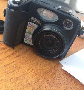 Фотокамера Nikon coolpix5400