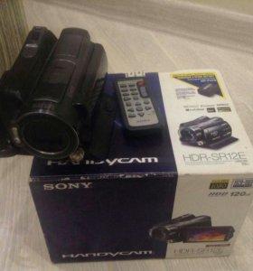 Видеокамера Sony HD СРОЧНО