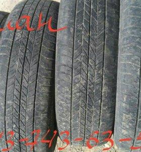 Продам комплект шин Dunlop Grandtrek 215/65 R16