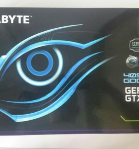 GIGABYTE GeForce GTX760 4GB