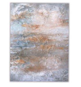 """Картина """"Дюны у моря"""".Холст 60х80."""
