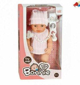 Новая кукла BONNIE