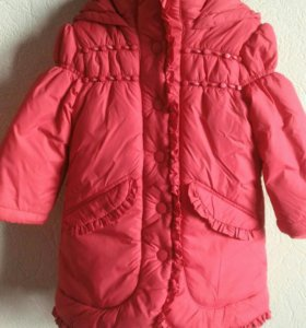 Зимняя куртка 86 р-р