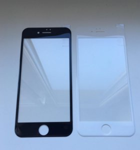 3D защитное стекло на IPhone