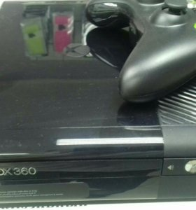 Xbox 360 e 500gb +комплект
