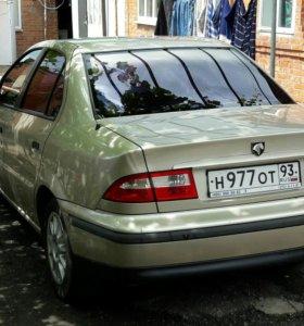 Авто Samand