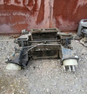Печка мотор радиатор bmw e39